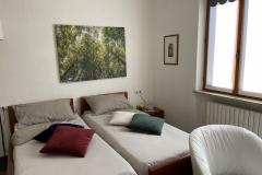 Camera matrimoniale/Camera doppia con letti singoli